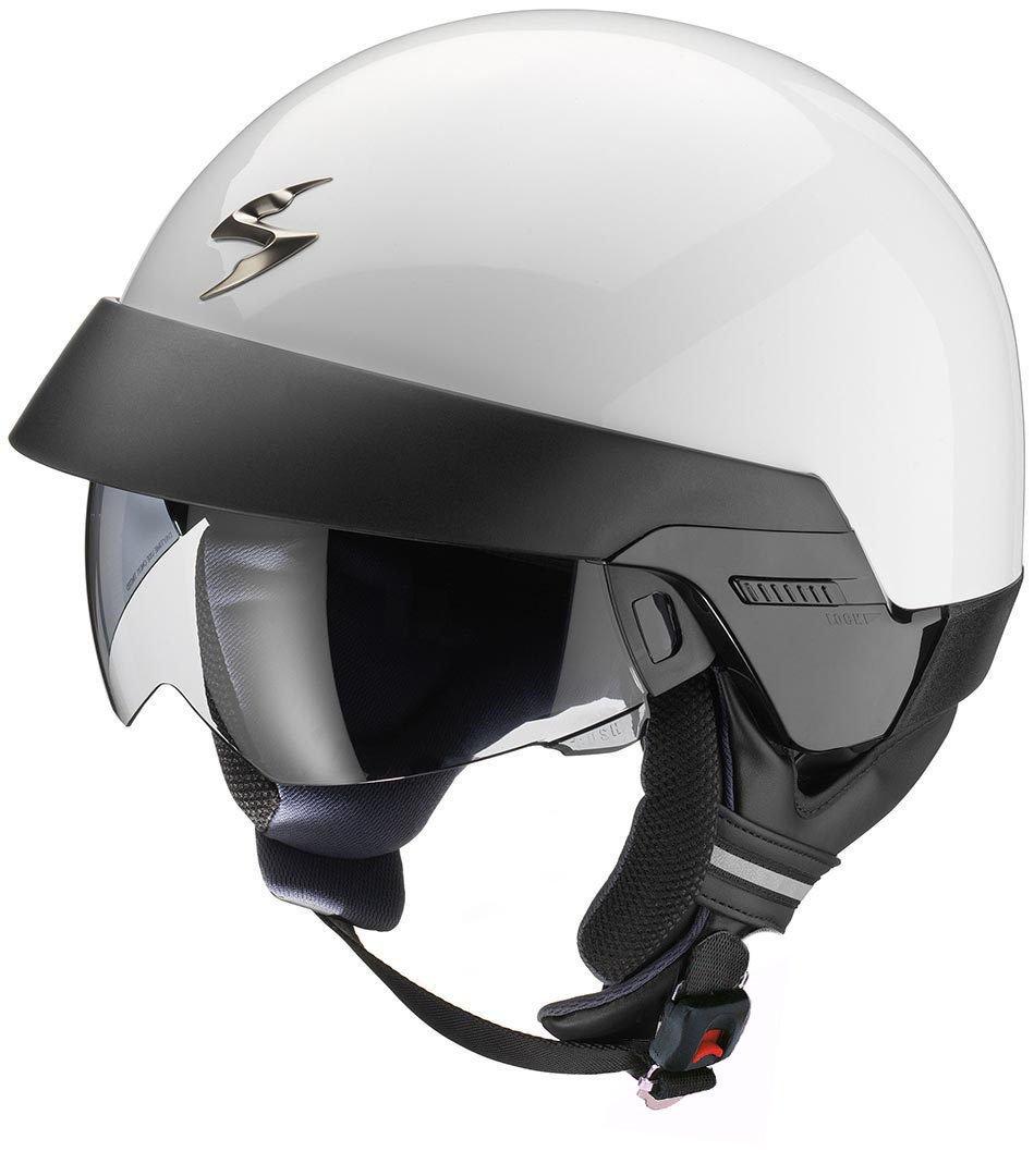 SCORPION Casque Motocorpion EXO-100, Noir, Taille M 1325_18287