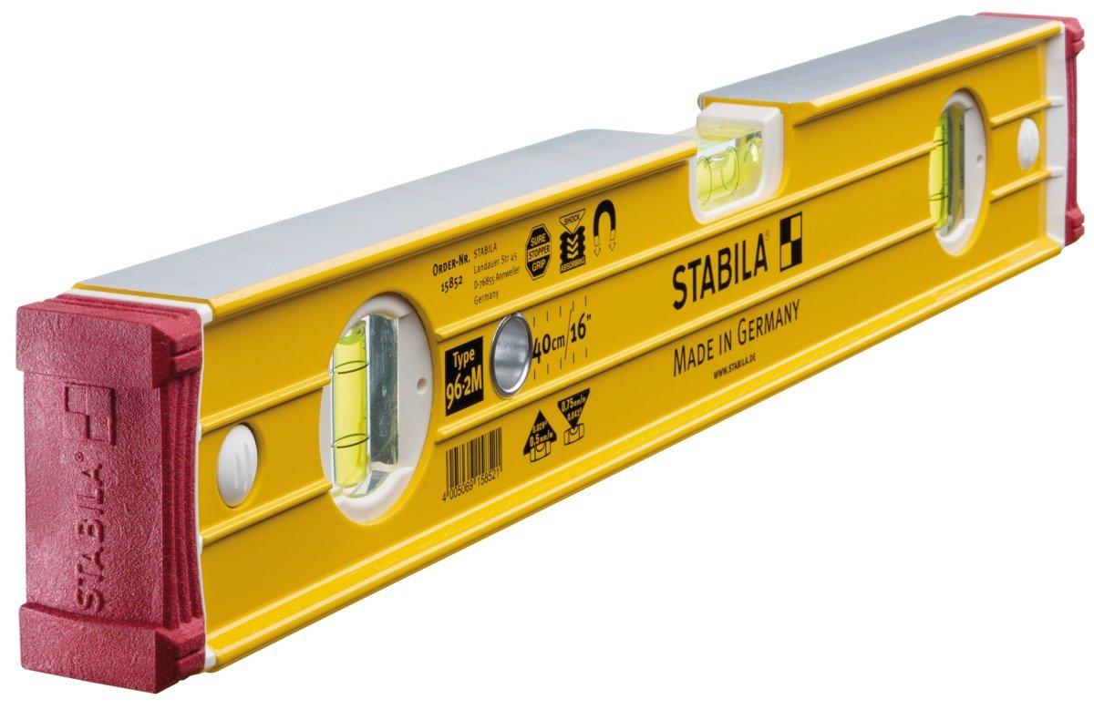 Stabila 38616 - 16'' Type 96M Magnetic Level