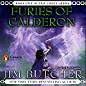 Furies of Calderon: Codex Alera, Book 1 Audiobook by Jim Butcher Narrated by Kate Reading