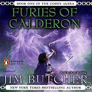 Furies of Calderon Audiobook