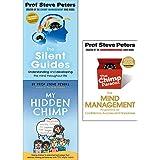 Chimp paradox steve peters collection 3 books set