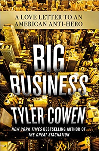 Amazon com: Big Business: A Love Letter to an American Anti