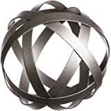 Metallic Topiary Garden Sphere 6""