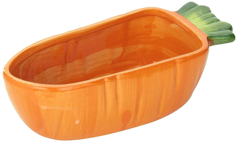 Kaytee Vege-T-Bowl, Carrot, 22-Ounces 2 Pack