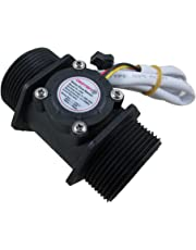 "DIGITEN G1-1/2"" 1.5"" Water Flow Hall Sensor Switch Meter Flowmeter Control 10-150L/min"