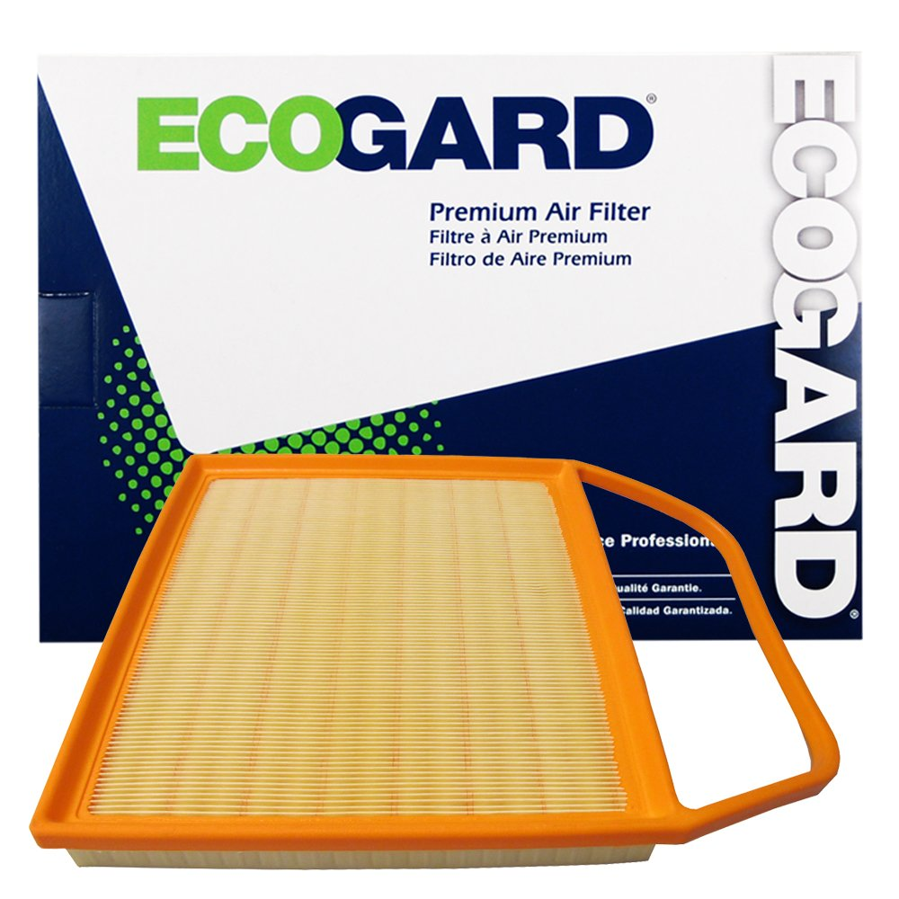 ECOGARD XA5814 Premium Engine Air Filter Fits BMW 335i, 535i, 335i xDrive,  135i, 535xi, 335xi, 535i xDrive, Z4, 335is, 135is, 1 Series M