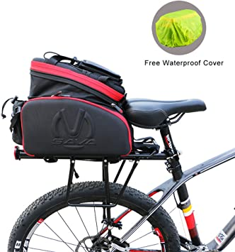 savadeck Multi Función para bicicleta de excursión bicicleta ...