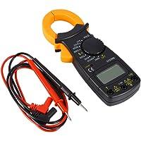 Digital klämmätare, digital klämmätare DT-3266L digital ampere klämmätare multimeter strömklämma klämmor voltmeter…