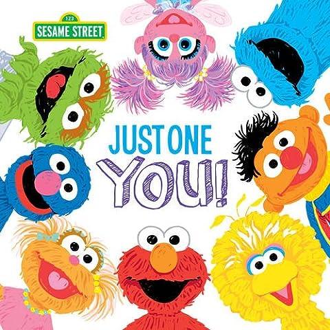 Just One You! (Sesame Street Scribbles Elmo) - Elmos Shape