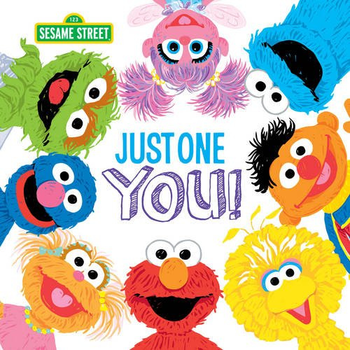 Just One You! (Sesame Street Scribbles Elmo) ()