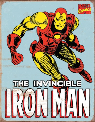 Iron-Man-Retro-Tin-Sign-12x16