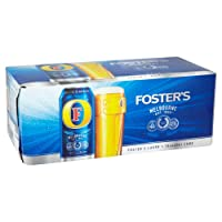 Foster's Lager 18 x 440ml Cans, 44 cl