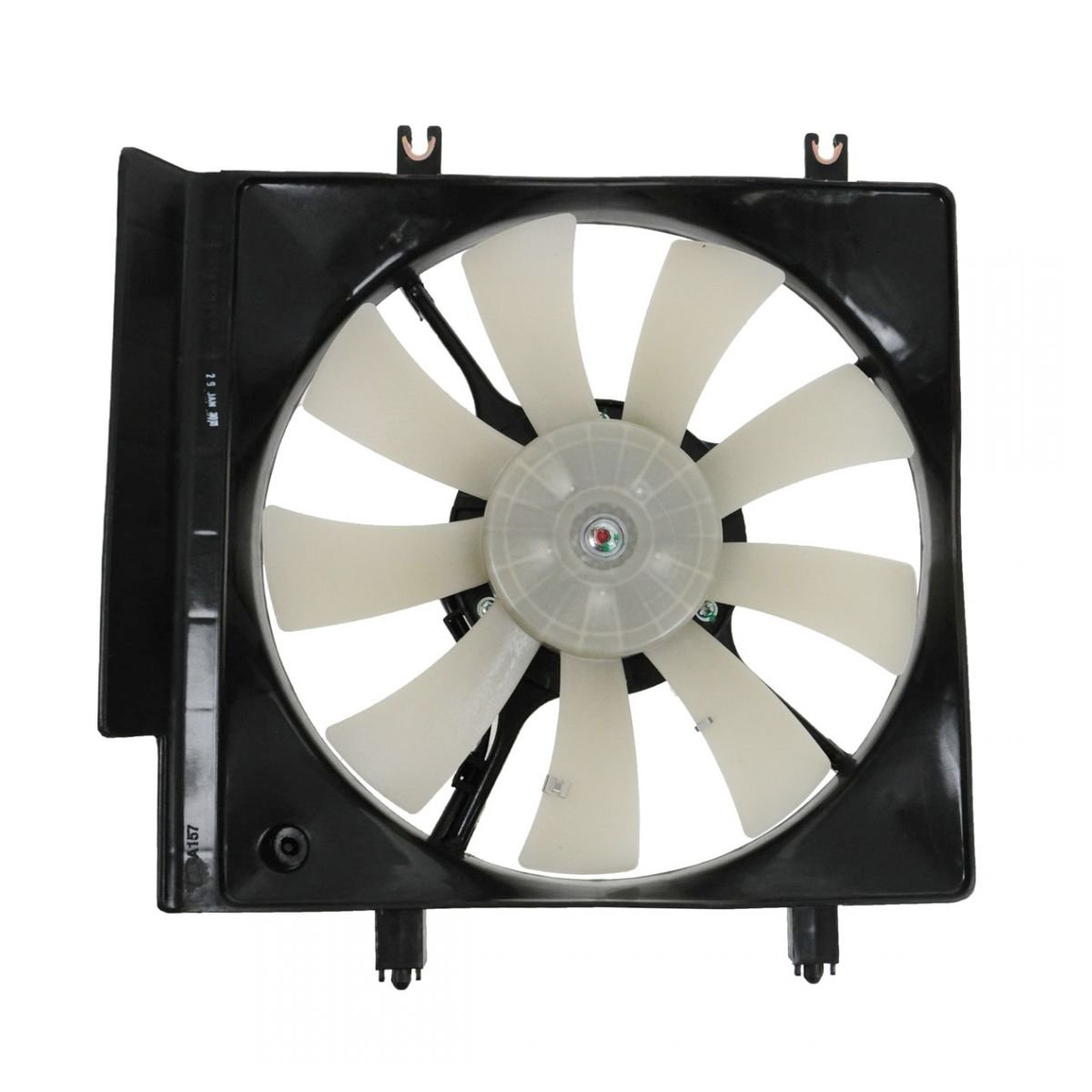 Air Conditioning A/C Condenser Cooling Fan Right RH for 01-04 Outback 3.0L AM Autoparts