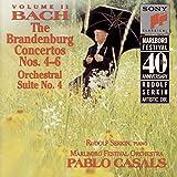 Bach: Brandenburg Concerti Nos. 4-6 & Orchestral Suite No. 4