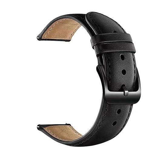 Amazon.com: Rykimte Watch Band 18mm/20mm/22mm For Samsung ...