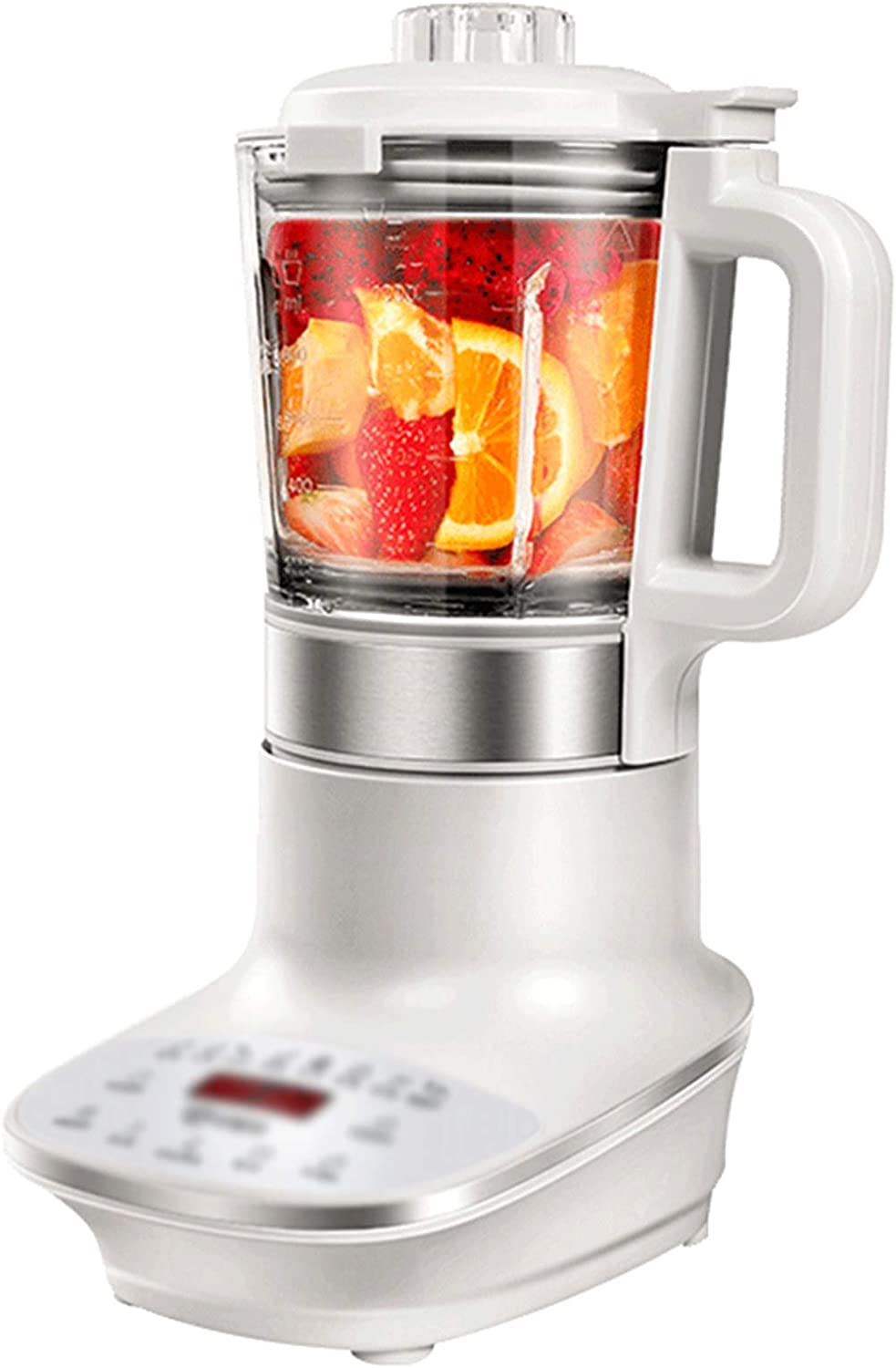 Vacuum Blender, Professional Countertop Blender Ice Crusher, 32000RMP High Speed Kitchen Smoothie Maker with LED Screen & Timer