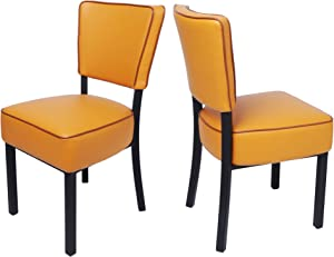 LUCKYERMORE Kitchen Dining Chairs