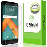 HTC U11 Screen Protector, IQ Shield LiQuidSkin Full Coverage Screen Protector for HTC U11 (Case Friendly) HD Clear Anti-Bubble Film