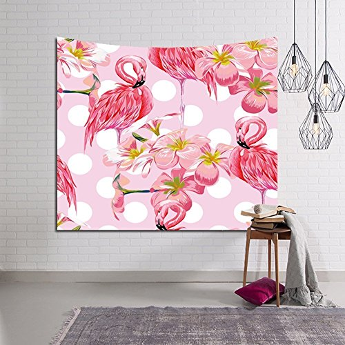 Flamingo Tapestries Home Wall Hanging Decor Collection