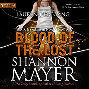 Blood of the Lost Audiobook