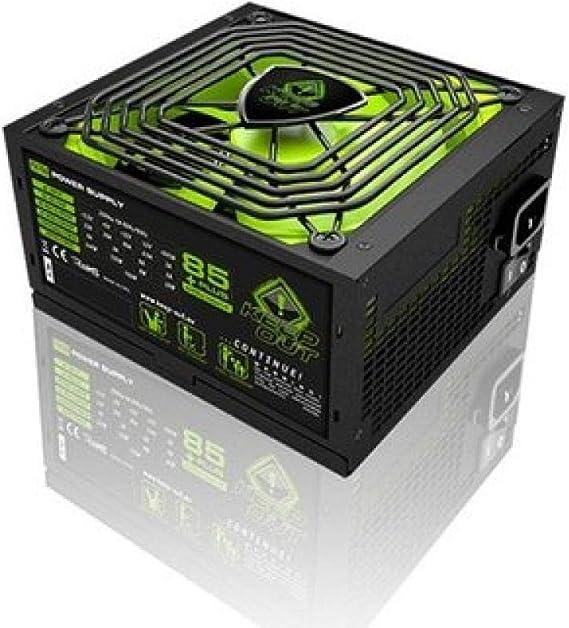 KeepOut FX900B Unidad de - Fuente de alimentación (900 W, 230 V, 50-60 Hz, 6.3 A, Activo, 150 W): Keep-Out: Amazon.es: Electrónica