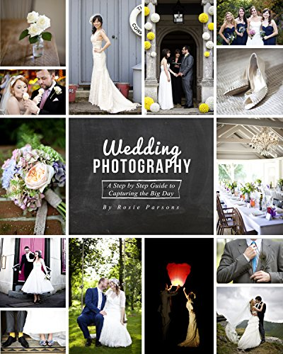 """""""A really excellent book about shooting weddings, that actually provides the beginner with some really practical and useful advice. Rosie has a real knack of breaking down and explaining the different elements of photographing a wedding in an easy to..."""