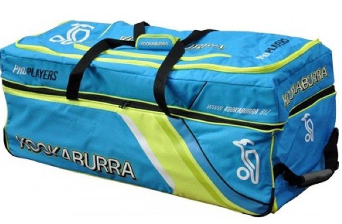 Kookaburra Pro Players Ek060 Cricket Wheelie Bag
