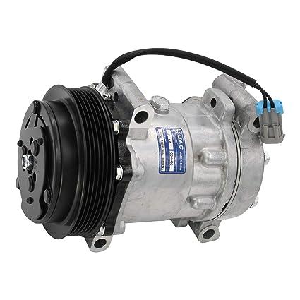 amazon com: 1999 1998 1997 1996 gmc c1500 c2500 c3500 sierra suburban brand  new ac compressor with clutch 1 yr warranty: automotive