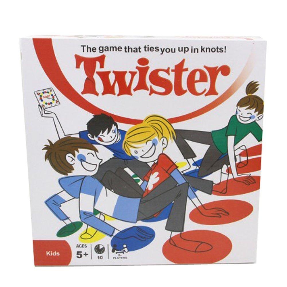 crayfomo Classic Twister Game Coperta Prime Grandi Regali Gioco Twister AZlife