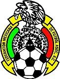 Mexico National Team Soccer Football Sport Art Decor Vinyl Sticker 11'' X 14''