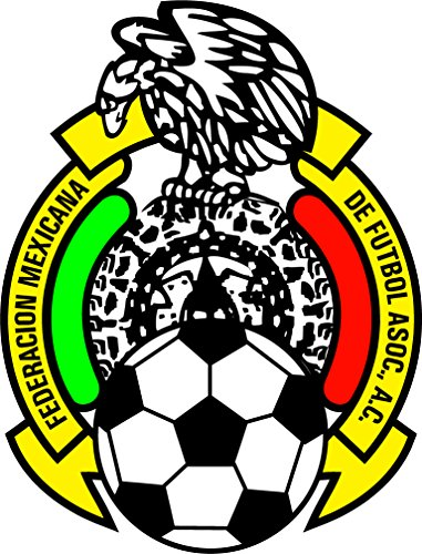 Mexico National Team Soccer Football Sport Art Decor Vinyl Sticker 11'' X 14'' by postteam