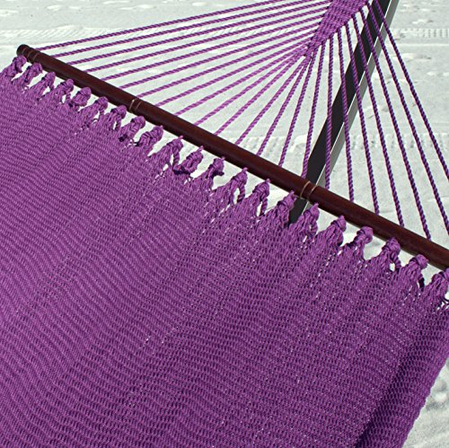 Double Caribbean Hammock soft spun polyester product image
