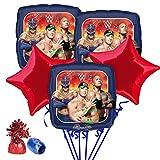 Costume SuperCenter WWE Balloon Bouquet Kit