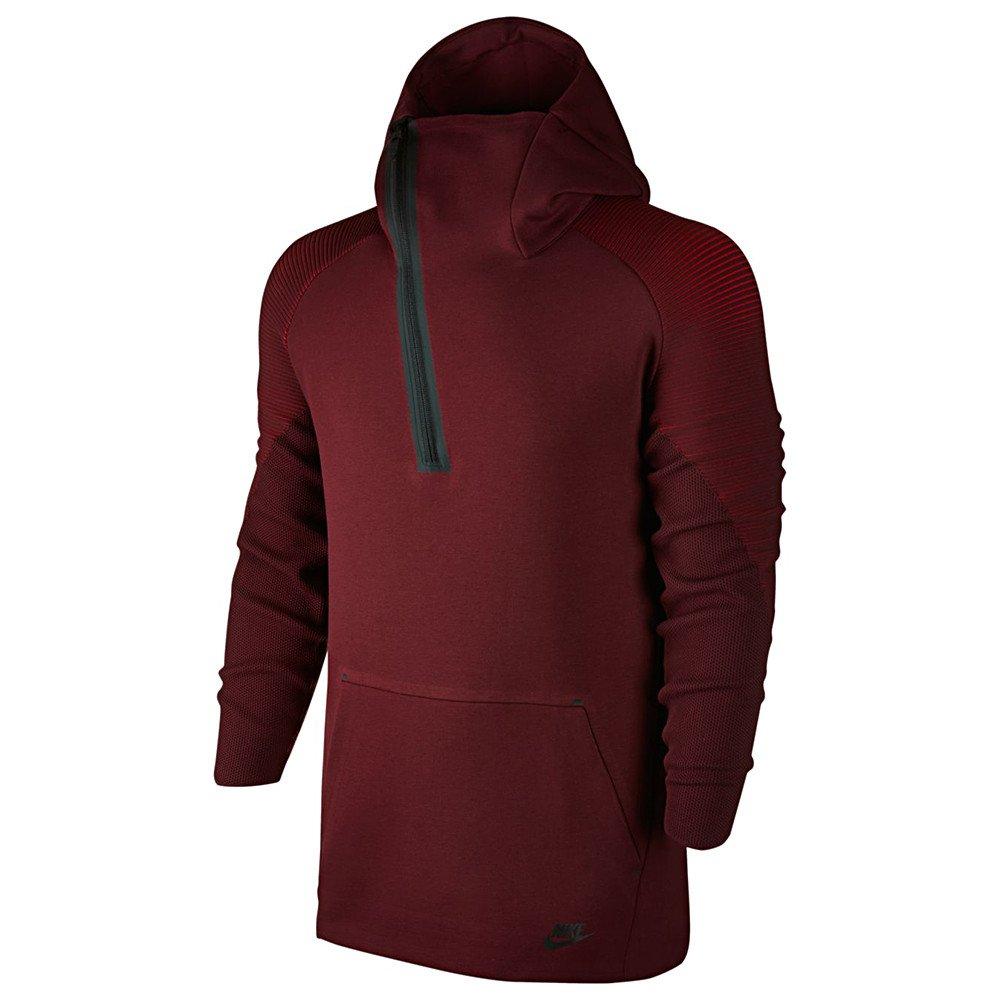 Amazon.com: Nike Tech – Sudadera con Capucha y cierre de ...