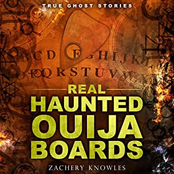 Amazon com: True Ghost Stories: Real Haunted Ouija Boards (Audible