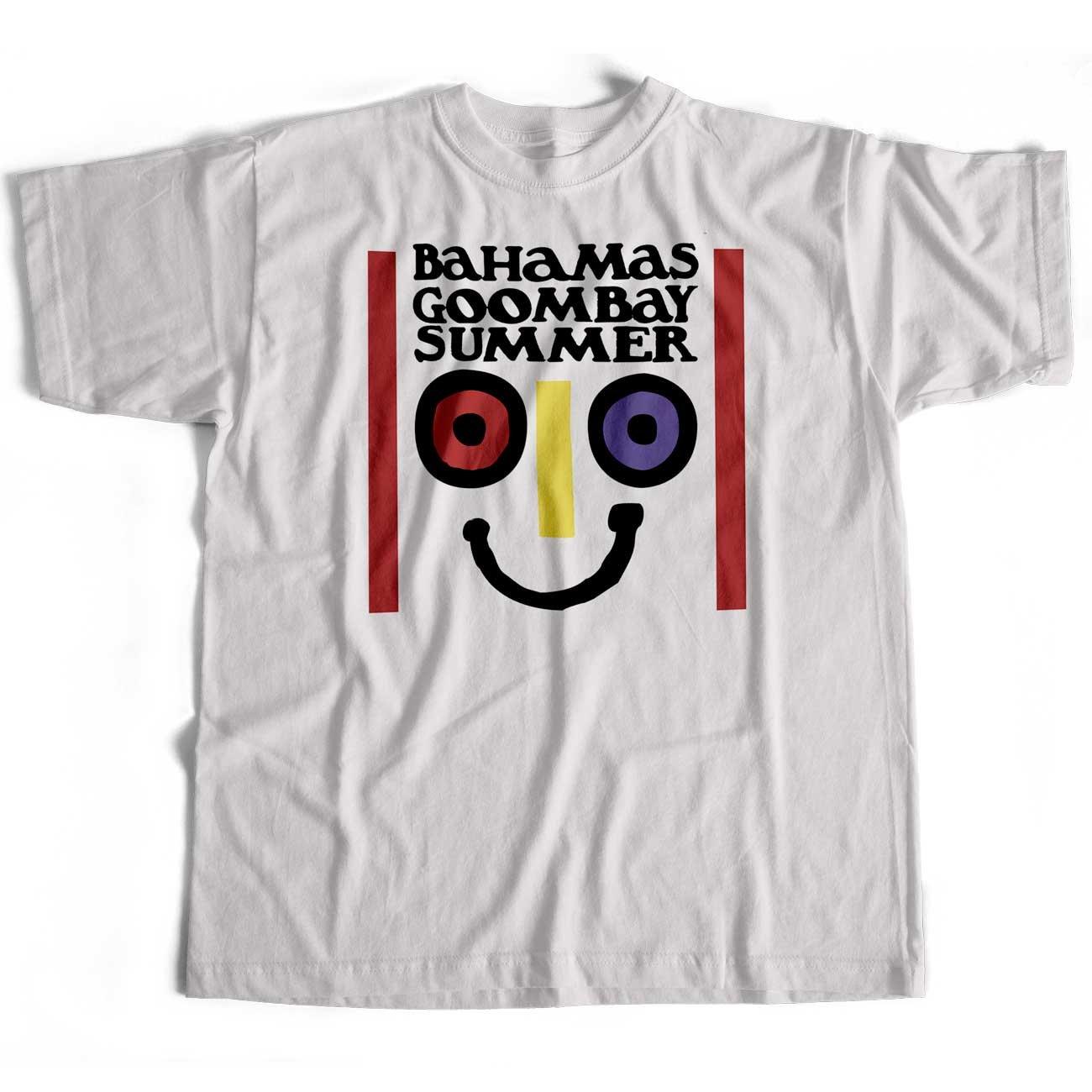 As Worn by Jaco Pastorius T Shirt - Bahamas Goombay Summer - XXL