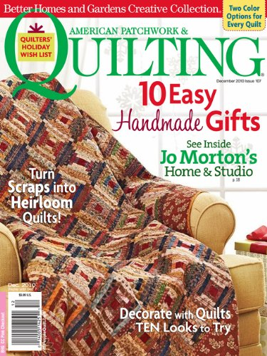 Meredith American Patchwork Quilting product image