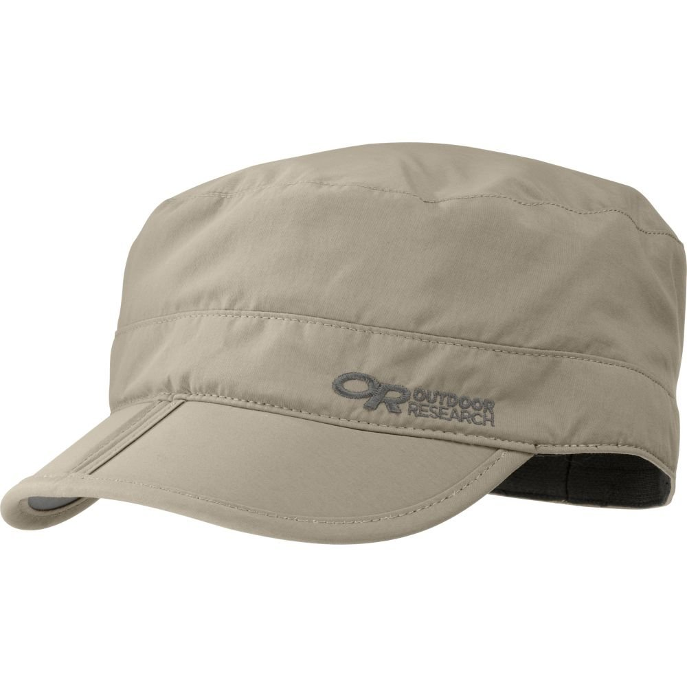 Khaki L de plein air Research Radar Pocket Cap