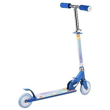 Niños Equilibrio Scooter, victop 2 ruedas plegable Speeder ...