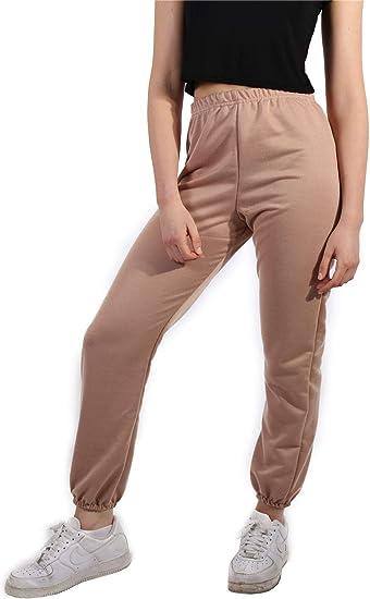 Mymixtrendz - Pantalones de chándal para mujer, talla grande ...