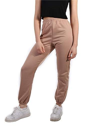 MyMixTrendz® - Pantalón de chándal para Mujer, de Forro Polar ...