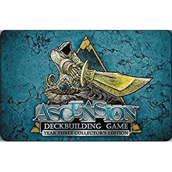 Ascension Year Three Collectors Edition Card Game