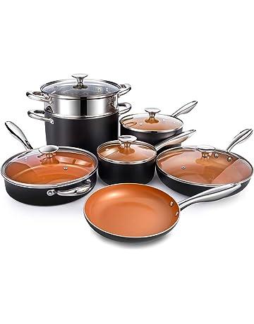 Amazon.com: Juegos de Baterías de Cocina: Hogar y Cocina