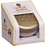Gokul Sandalwood Face Powder, 10g