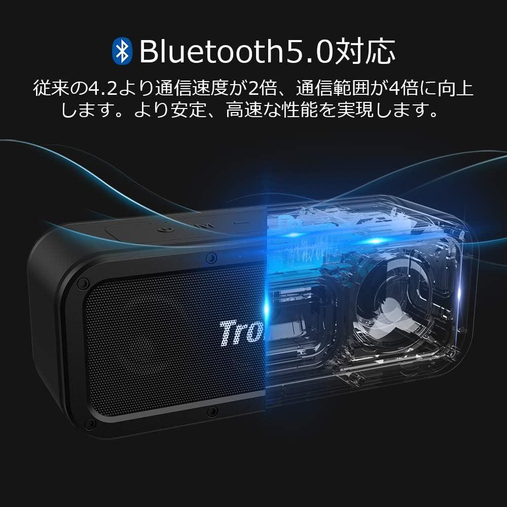 Tronsmart Bluetooth5.0 スピーカー 防水