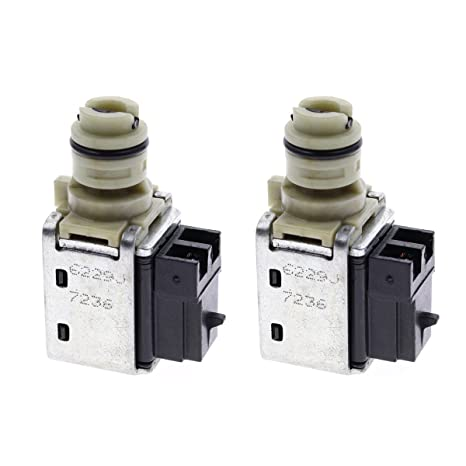 Amazon com: AUTOKAY 4T40E 4T45E Transmission Shift Solenoid