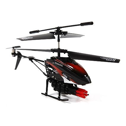 alphasonix  Alphasonix Oltre 3.5 canali, corpo in lega di metallo elicottero RC ...
