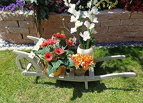 Sackkarren, Gartendeko Karre zum Bepflanzen, Blumentöpfe ...