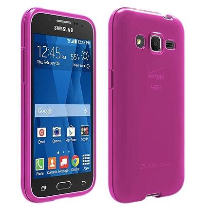 Amazon.com: Carcasa para Samsung Galaxy Core Prime de Roma ...