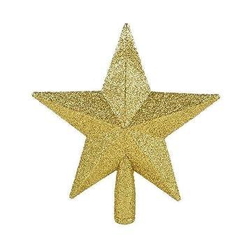 Stern Auf Weihnachtsbaum.Amazon De Weihnachtsbaum Stern Sodial R Weihnachtsstern